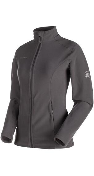 Mammut Yampa ML sweater Dames zwart